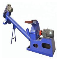 Poultry feed crushing hammer mill for Chicken Farm