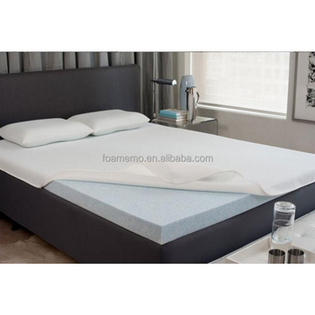 Memory Foam Mattress Topper Padding Bed Cover Queen King Full Twin