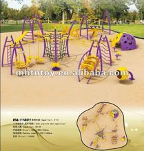 COME ON !!!!2012 NEWES FUNNY PLAYGROUND CLIMBING FRAME(HA-11801)