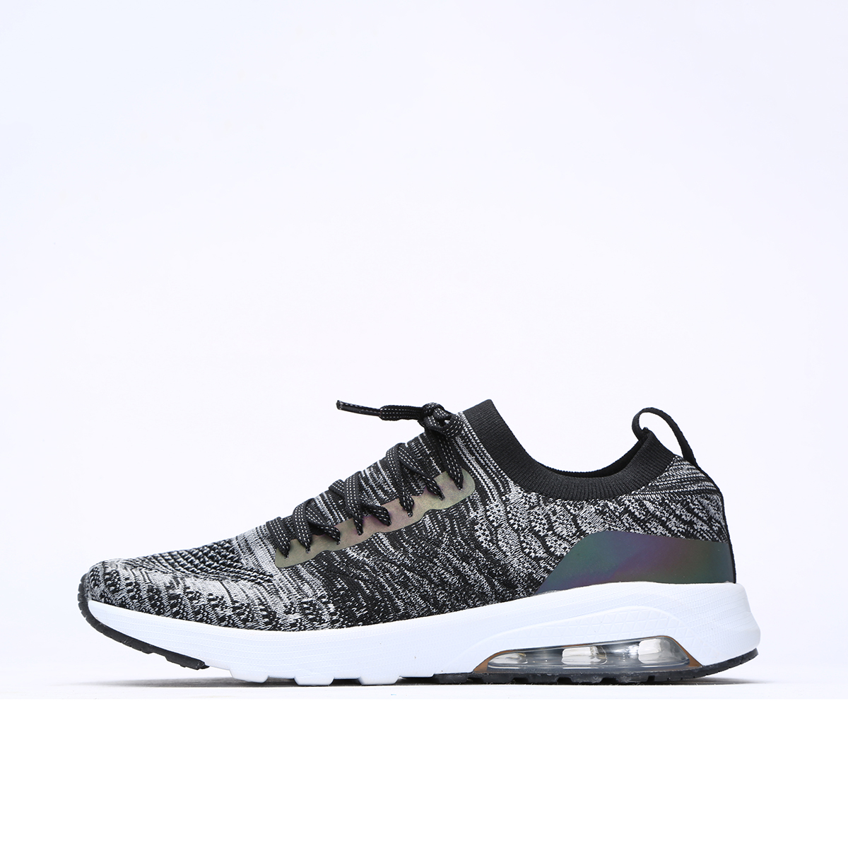 High quality Running Shoes air cushion sole lightweight knitted Shoes for  men sports shoes 168d42961