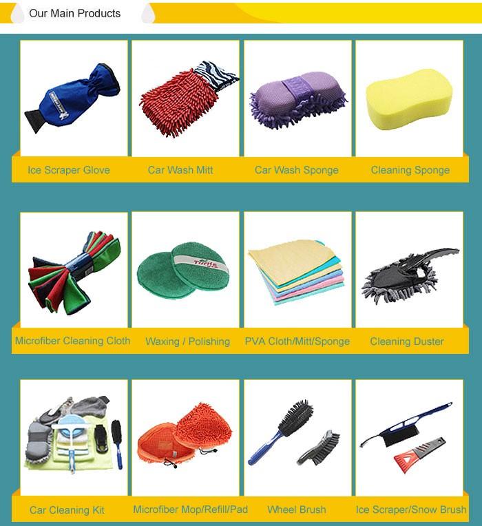 8pcs Portable Car Wash Kit,Auto Detailing Kit,Car Cleaning Kit ...