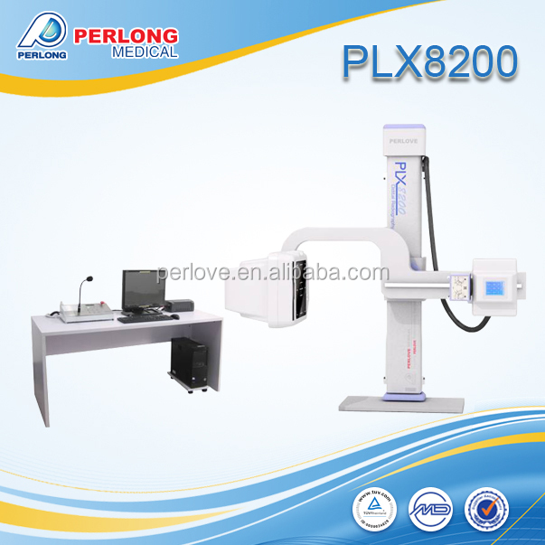 Rotation range HF digital X-ray system PLX8200/200mA