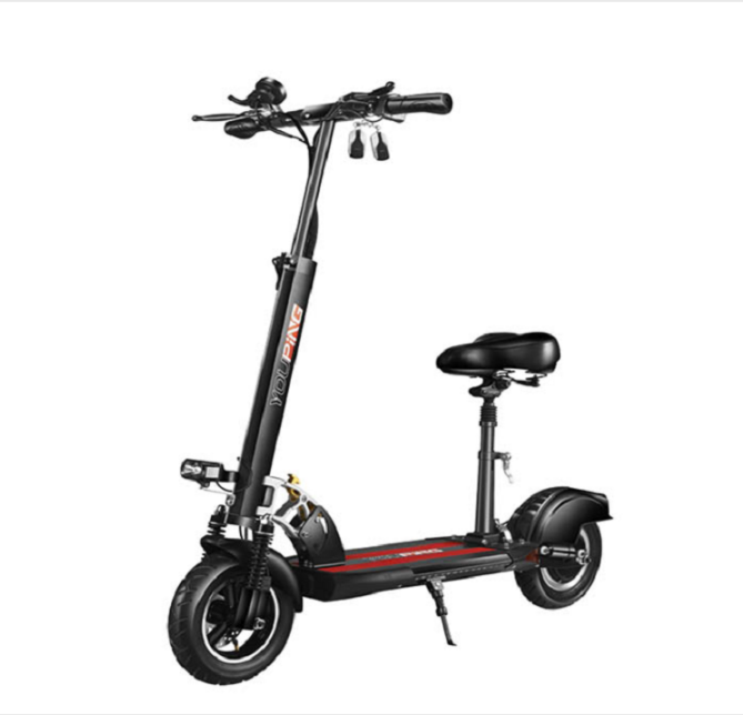 Factory Cheap 48V 500W Adult Electric Mobility Scooter 10 Inch Tires Foldable Electric Scooter