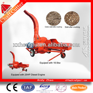 Agricultural Chaff Cutter For Animal Feed In Agriculture