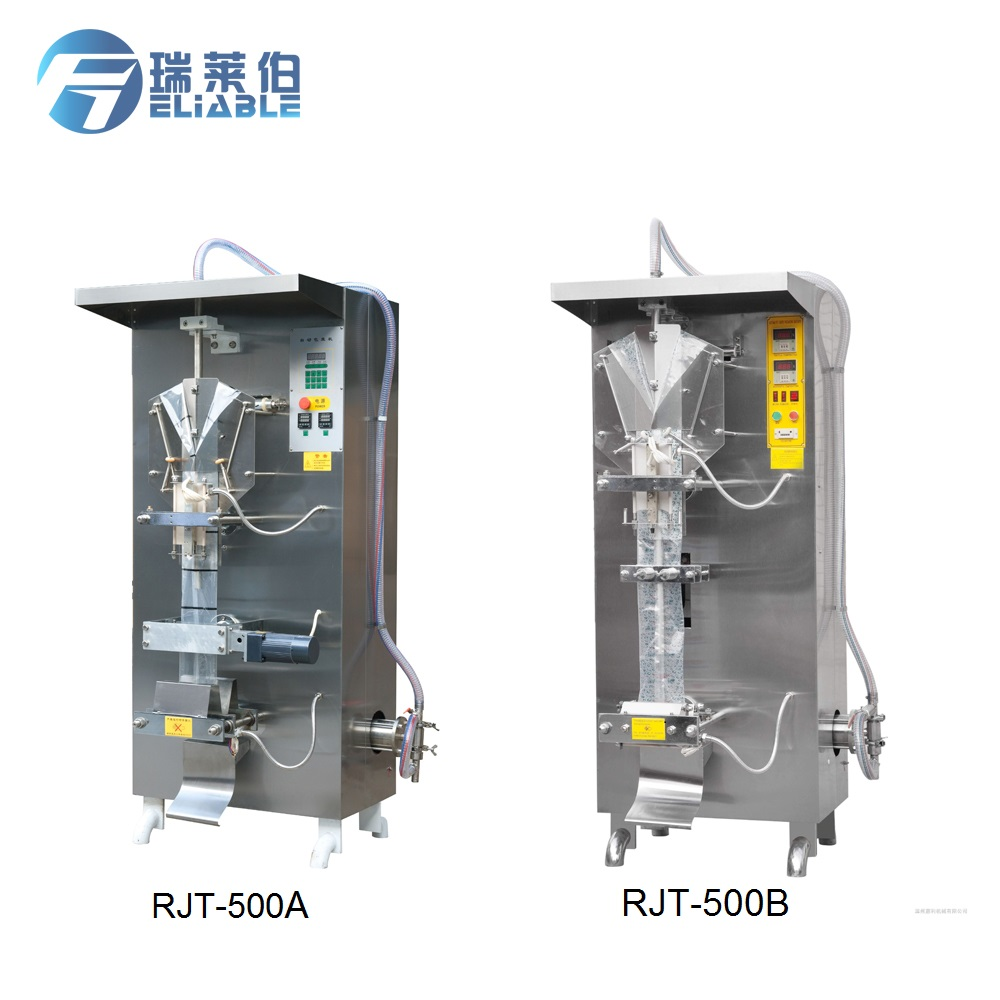 Reliable Plastic Bag / Sachet Water Making Machine For Filling Sealing