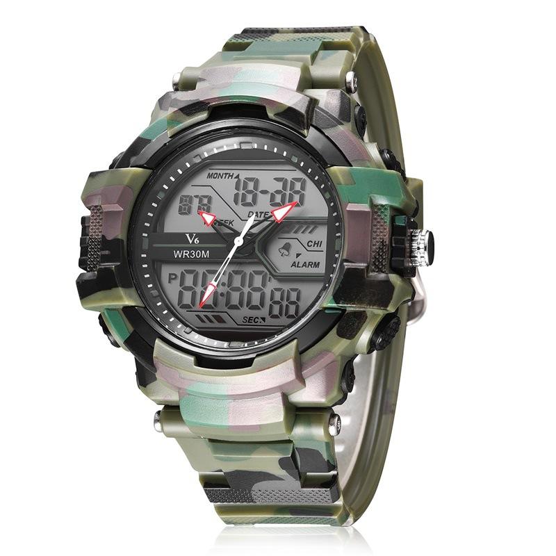 Herrenuhren GroßZüGig Männer Sport Uhren Männer Quarz Digitale Armbanduhr Led Uhr Mann Militärische Wasserdichte Uhr Frauen Relogio Masculino Skmei 2019 Quarz-uhren