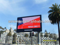 alibaba express hot products digital advertising waterproof flexible ph16 outdoor full color ip address led display