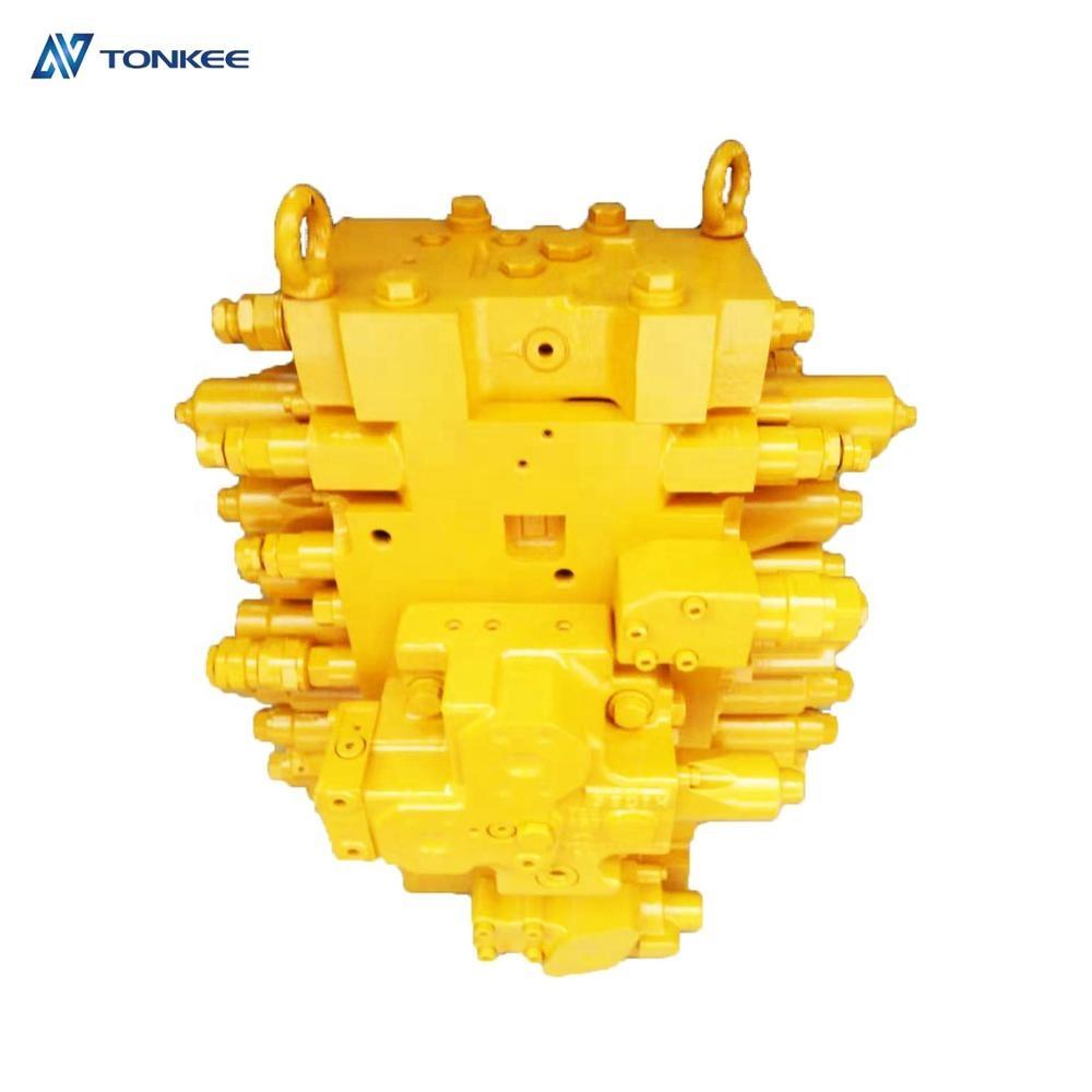 723-47-27800 main control valve PC400-7 PC400LC-7 PC450-7 excavator control valve for kumatsu