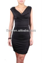 2015 mode sexy Paket hip abendkleid