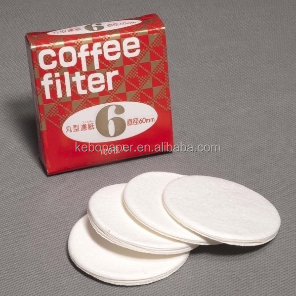 2014 Cina Abaca Coffee Filter Paper