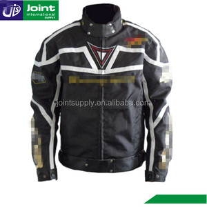 SGS Standard High quality Reflective Motorcycle Cordura Jacket