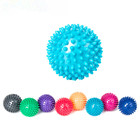 6cm Diameter Yoga Fitness Sports Health Care Foot Roller Spiky Massage Ball