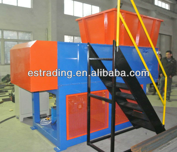 wood/plastic pallet recycling machine
