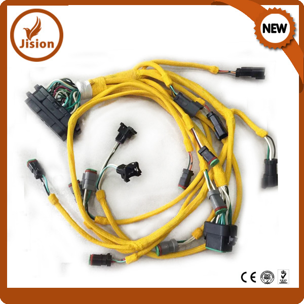 JISION E330C ENGINE WIRE HARNESS C-9 PART NUMBER 230-6279