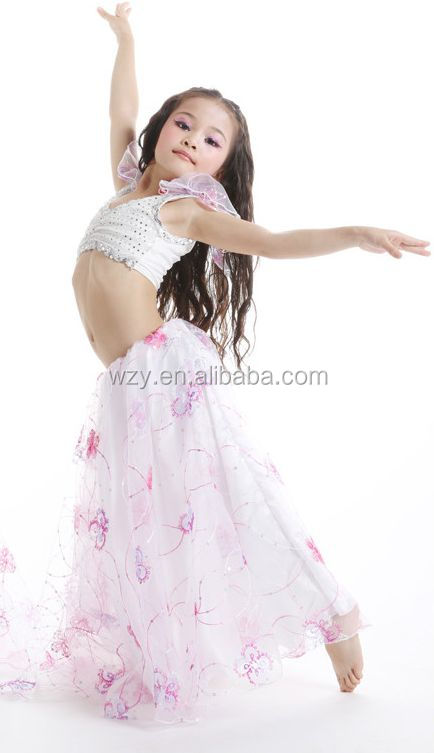 11ff81f67 Rt003 Wuchieal Adorable Kids Belly Dance Performance Costume - Buy ...