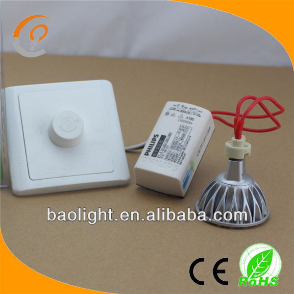 2014 Alibaba Express 3years Factory AC/DC12V Dimmable LED Bulb MR16 Compatible with Electronic Transformers