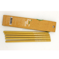 Top grade custom design printed pencils eco-friendly stationery school&office pencil set