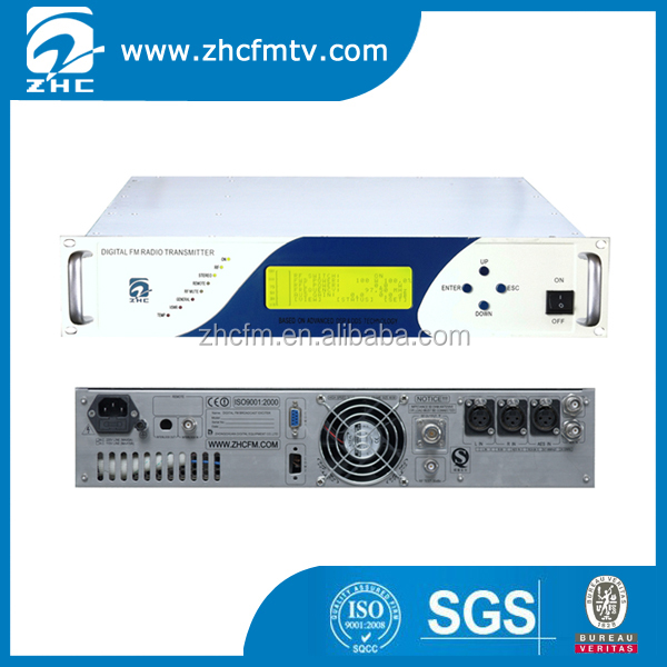 CD Audio Quality Small 2 Meter Transmitter