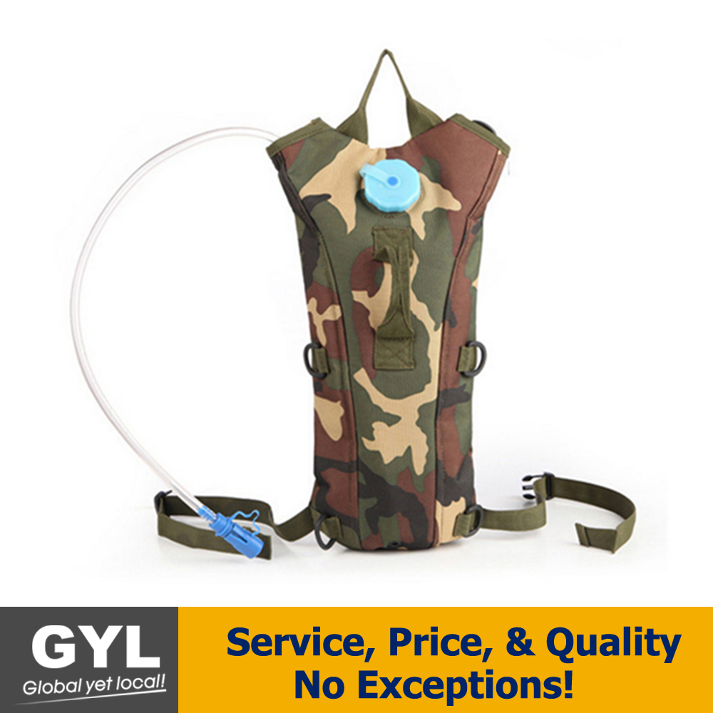 Hot sales outdoor 2.5L waterbag outdoor camping