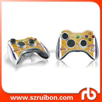 Kobe Bryant Los Angeles Lakers Jersey Vinyl Skin Sticker For Microsoft Xbox Buy Vinyl Skin Sticker For Microsoft Xbox Kobe Bryant Jersey
