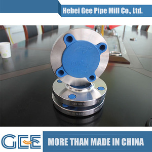 High Quality Efficiently double blind flange