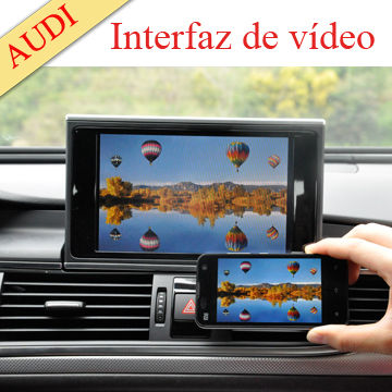 multifunction car interface use for car lcd monitor built-in wireless mirrorlink