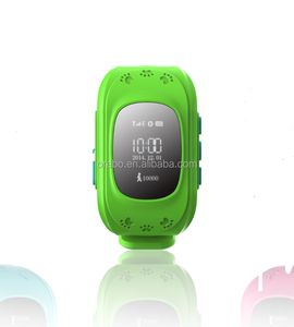 Child gps locator kids smart watch tracking device watch phone for kids chidren