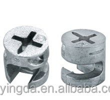 Eccentric Furniture Joints/cam Lock 10mm From Furniture Assembling Fitting  Factory