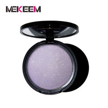 Hoge kwaliteit 6 Kleur <span class=keywords><strong>shimmer</strong></span> Highlighter Gezicht Make-Up Highlight poeder