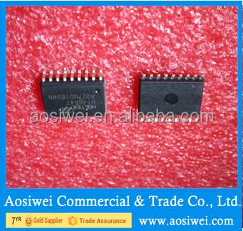 Electronics Type IC Integrated Circuit HT46R47