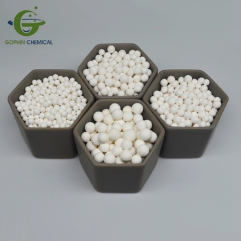 Activated Alumina Chloride Removal Agent in Petrochemical Industries