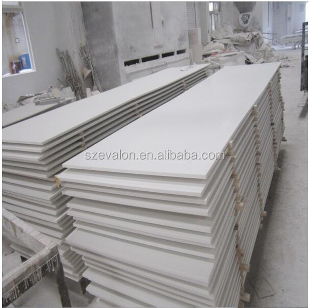 acrylic resin solid surface artificial stone wall,Artificial acrylic solid surface sheet