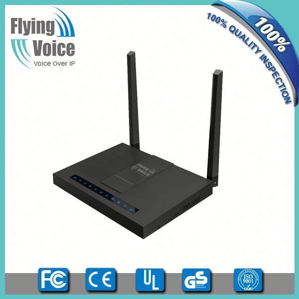 China supplier with sim slot 4g sip/lte voip gateway wireless asterisk for company FWR7202