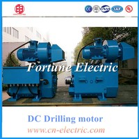 High quality big power DC motor for drilling machine by China manufacturer