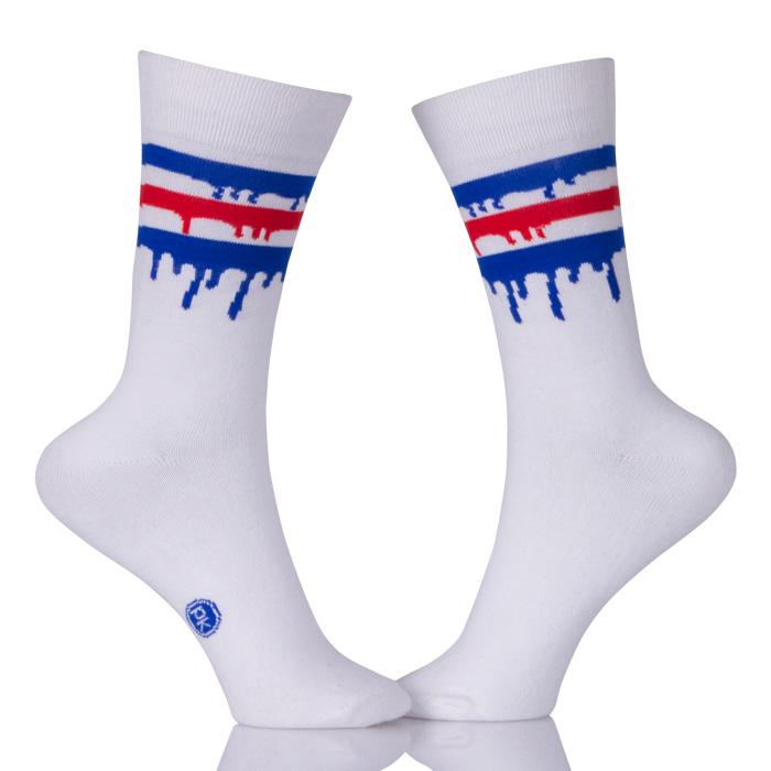 时尚嘻哈袜男士女士卡通袜运动滑板情侣袜