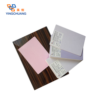 China fire-retardant Waterproof Kitchen Cabinets Material 4x8ft PVC Foam Board