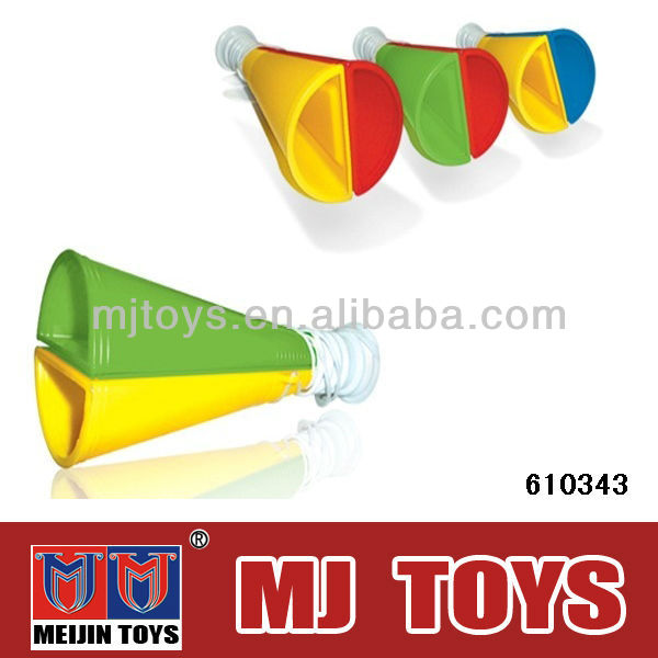 World cup 2014 football fan accessories plastic megaphones