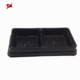 Different blister PP packing disposable plastic cake container box
