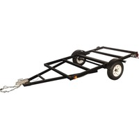 Ironton Heavy-Duty Trailer Kit - 5ft. x 8ft., 5.30-12in. Tires