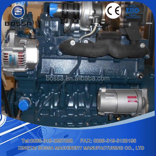 Kubota V1305 Diesel Engine : Bossa fuente de la fábrica kubota motor diesel para