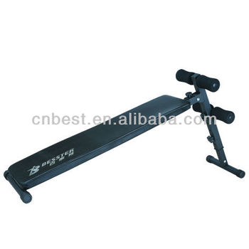 Bst Js-005cc Ab Bench Sit Up Bench Life Fitness Gym Equipment ...