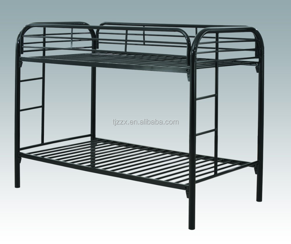 Steel double deck bed - China Double Decker Single Bed China Double Decker Single Bed Manufacturers And Suppliers On Alibaba Com