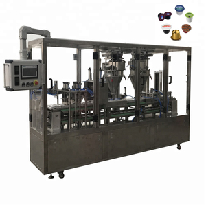 Factory low price powder filling ande sealing machine capsules filling packing machine