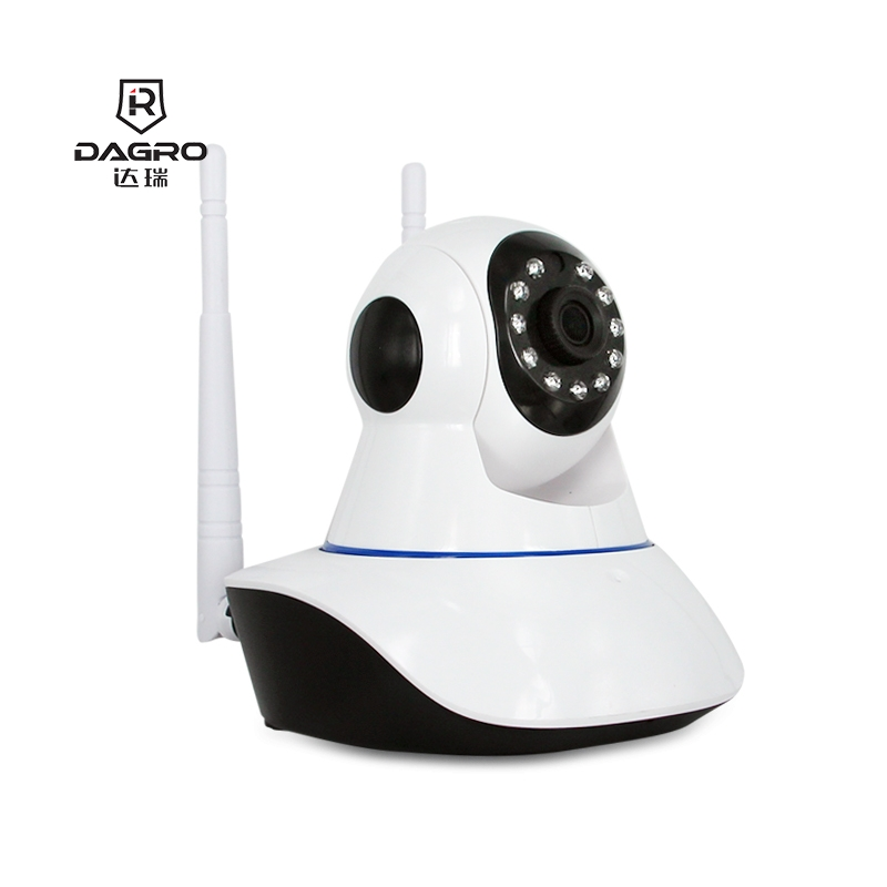 Spy hidden high resolution PTZ full hd wireless ip indoor security camera