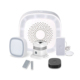 Home automation and security digital wireless security kit