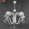 High Quality Special venetian lighting murano glass chandelier with well plating