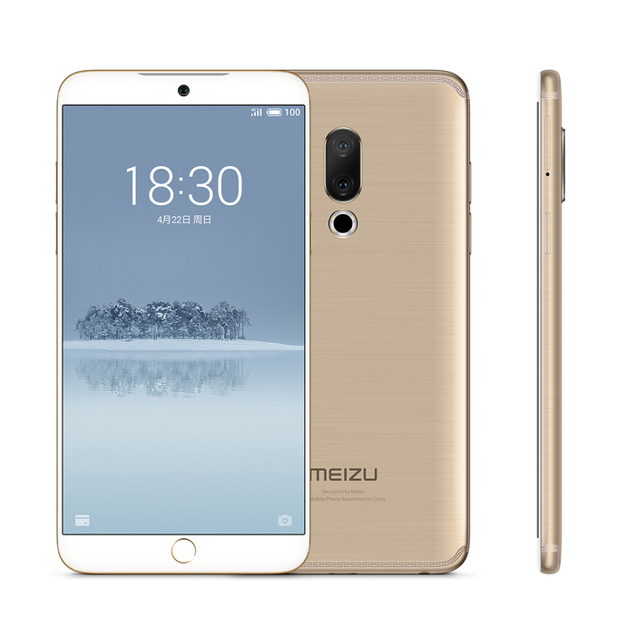 Global version Original Meizu 15 4G LTE 4GB 64GB/128GB Snapdragon 660 Octa Core 5.46 1920x1080P Screen Fingerprint ID