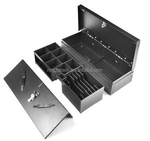 flip top Cash drawer usb in POS terminal,Cash tray for supormarket ,store, coffee shop in Money box cash Register