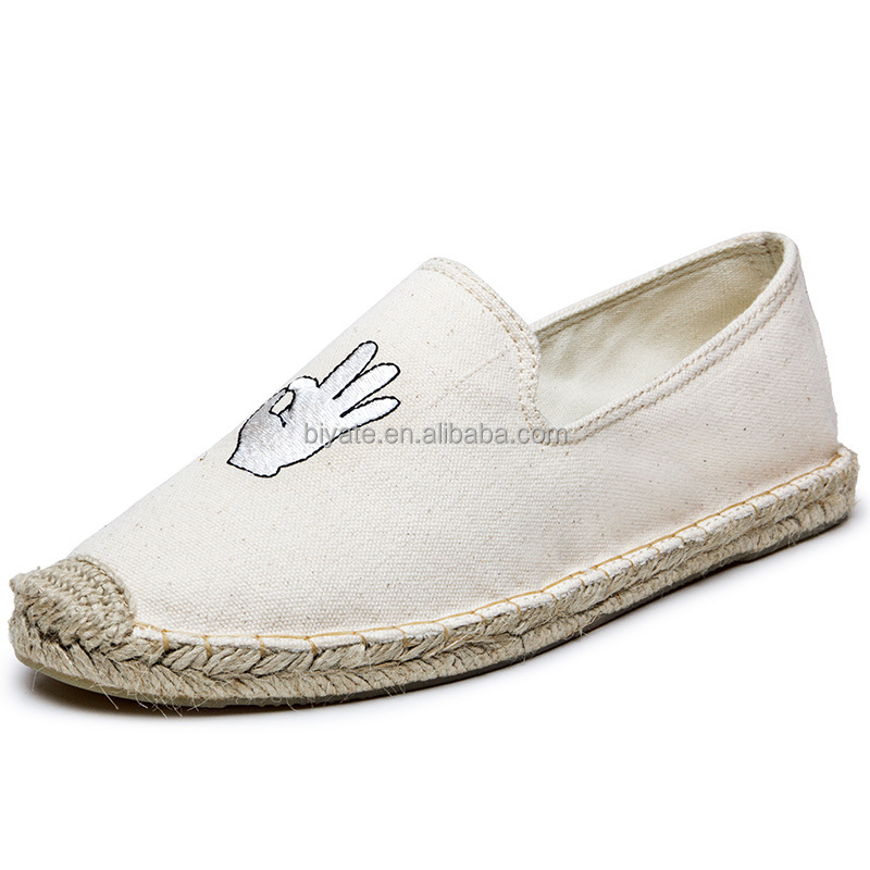 Ladies White Canvas Shoes Summer Latest