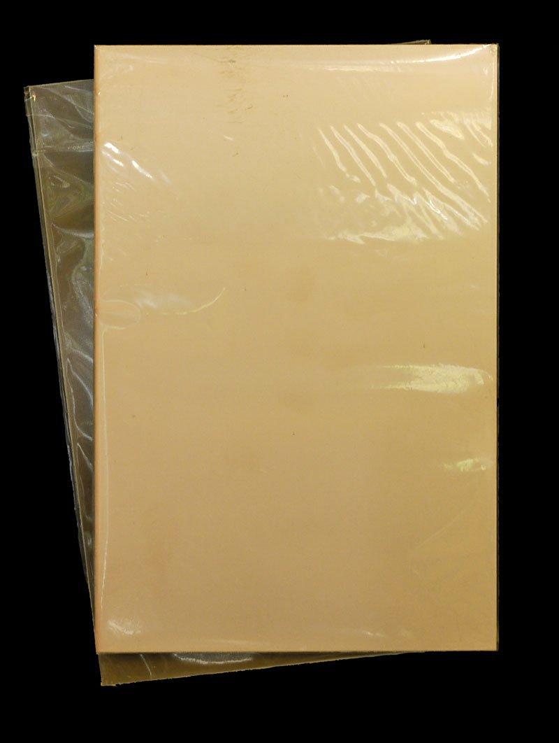 Pack of 2 Epoxy Fiber 20cmx30cm Copper Clad Laminate 1oz